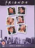 Friends Series 4 Ep 1-8 - Jennifer Aniston, Matthew Perry, Courtney Cox, Lisa Kudrow, DVD