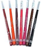 Cameleon 6 Lip Pencil +1Black EyeBrow Pe...