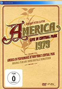 America - Live at Central Park 1979