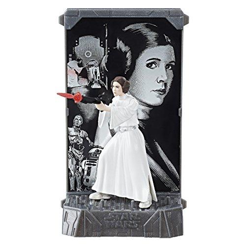 Star Wars The Black Series Titan Serie Prinzessin Leia, 3.75-inch