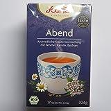 Yogi Tee Abend Tee - 17 Tee Beutel - Yogi Tea - AB 30,- EURO VERSANDKOSTENFREI in D!