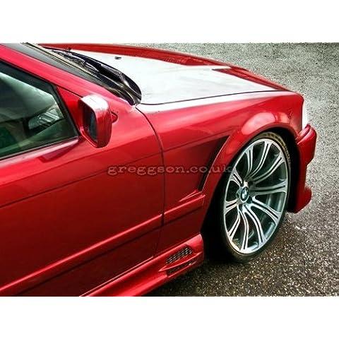 BMW E363Serie personalizada frontal alas