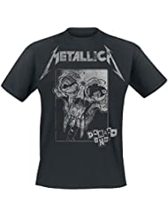 Metallica Damage Inc. - F-Word T-shirt noir