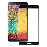 Ersatzglas Scheibe Austausch Display Glas Touch Screen für Samsung Galaxy Note 3 NEO N7505 Front Glass Schwarz