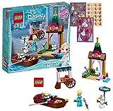 Lego LEGODisney Princess 41155 - Frozen Elsas Aventures sur Le marché, Jouets pour...