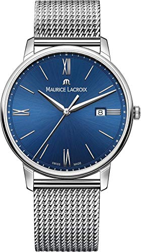 Maurice Lacroix Eliros EL1118-SS002-410-1 Montre-Bracelet pour hommes Fabriqué en Suisse