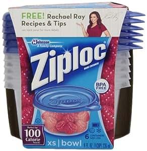 Johnson Wax Ziploc simples contenants servant - 20877