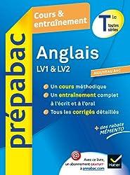 Anglais Tle - Prépabac Cours & entraînement: Cours, méthodes et exercices - Terminale