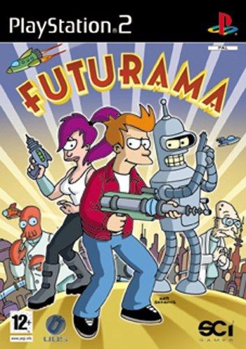 Futurama (PS2) by Eidos