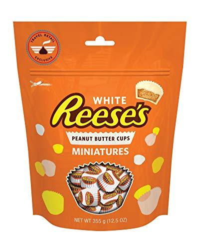 Reese's - White Peanut Butter Cups Miniatures Schokotörtchen - 355g