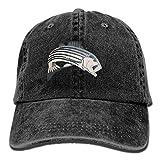 ruishandianqi The Striper Experience Denim Baseball Caps Hat Adjustable Cotton Sport Strap Cap for Men Women