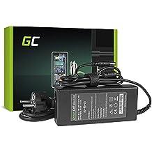 Green Cell® Cargador Sony Vaio VGP-AC19V20 VGP-AC19V24 VGP-AC19V31 VGP-AC19V32 VGP-AC19V33 VGP-AC19V37 VGP-AC19V41 VGP-AC19V42 VGP-AC19V48 para Ordenador Portátil 90W 19.5V 4.7A Adaptador de Corriente