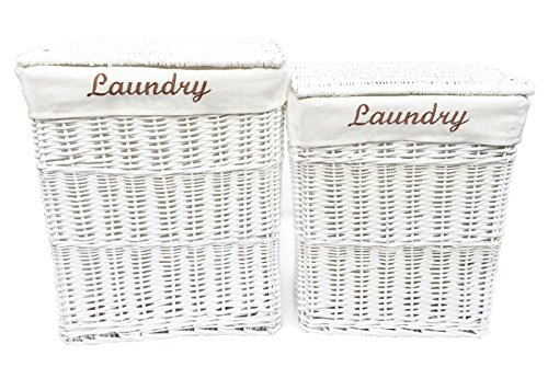 white-wicker-rectangle-laundry-basket-bin-bathroom-bedroom-storage-medium-40x29x48cm