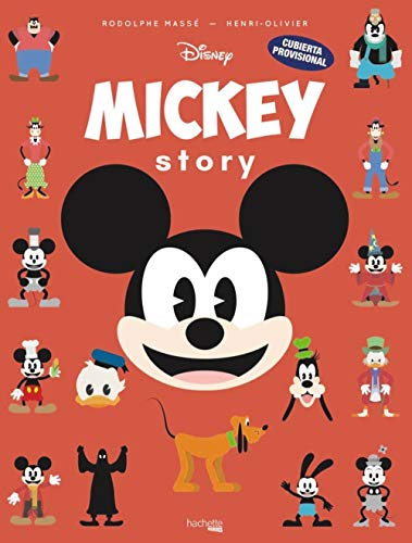 La historia de Mickey (Hachette Heroes - Disney - Especializados)