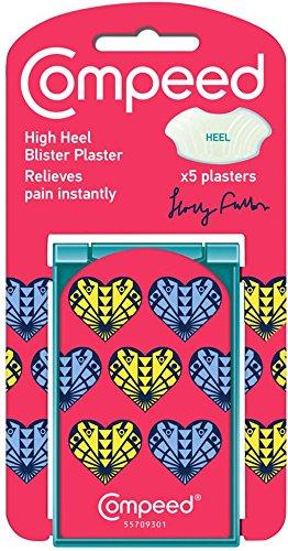 Compeed Blasenpflaster/Fersenpflaster, Verpackungsdesign von Jordi Labanda, 5Stück