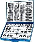 Pro-Lift-Montagetechnik Gewindeschneider Set, Zoll + metrisch, 110 teilig, 00145