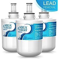 AQUACREST DA29-00003G NSF 53&42 Certifié Filtre à Eau pour Réfrigérateur, Compatible avec Samsung Aqua Pure Plus DA29-00003G DA29-00003B HAFIN2/EXP DA97-06317A WF289 WSS-1 (3)