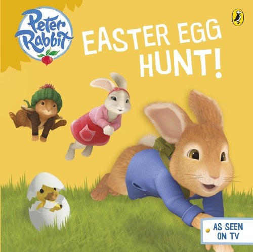 Peter Rabbit animation: Easter Egg Hunt! - Easter Eggs Tie