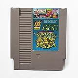 500 en 1 NES Cartucho de juego de Nintendo con Contra, Turtles Ninja,...