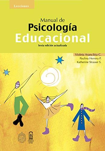 Manual de psicología educacional por Violeta Arancibia