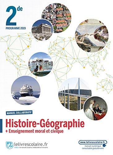 Histoire-Géographie-EMC 2de : Manuel élève