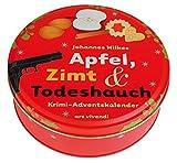 Adventskalender Apfel, Zimt und Todeshauch 2017
