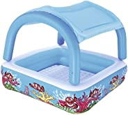 bestway canopy play pool 52192