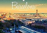 Barcelona - Stadtansichten (Wandkalender 2019 DIN A3 quer): Barcelona - Hauptstadt Kataloniens (Monatskalender, 14 Seiten ) (CALVENDO Orte) - Stefan Becker