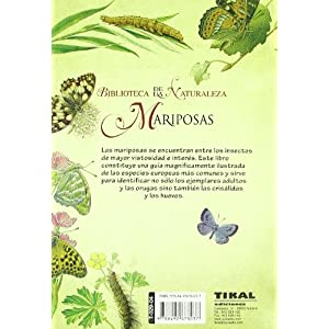 Mariposas (Biblioteca De La Naturaleza)