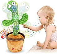 SKY-TOUCH Dancing Cactus Plush Toy