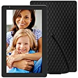 NIXPLAY Seed Digital Photo Frame WiFi 10 inch Widescreen W10B. Show Pictures on