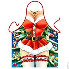 Miss Xmas Apron - Christmas Apron