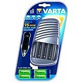 Varta Chargeur de batterie 4Xmignon 15min Ultrafast