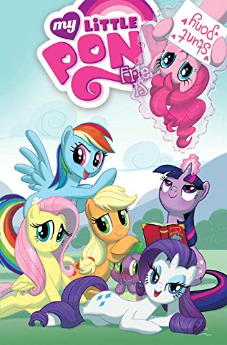 My Little Pony: Friendship is Magic Volume 2 (My Little Pony Graphic Story)