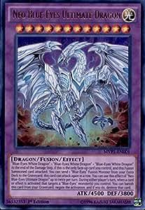 Yu-Gi-Oh! - Neo Blue-Eyes Ultimate Dragon (MVP1-EN001
