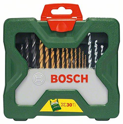 Bosch DIY 30tlg. X-Line Titanium-Bohrer- und Schrauber-Set - 2