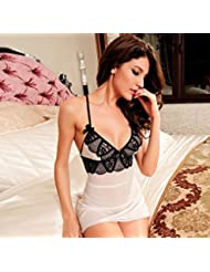 Sexy uniformes Tentation Nuisette Net String Sous-vêtements pour femme Lingerie sexy