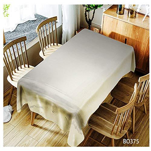 QWEASDZX Tischdecke Polyester Antifouling Wiederverwendbar Multifunktionale Tischdecke Theme Tischdecke Party tischdecken Geeignet für den Innen- und Außenbereich 100x140cm (Bausteine Party-platten)