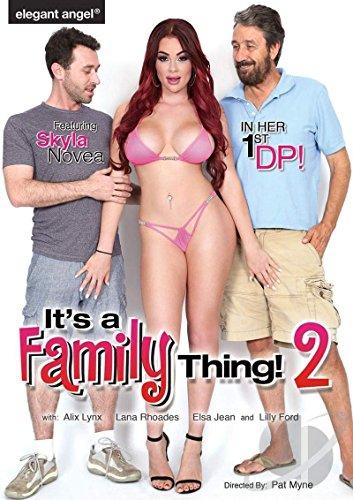 Its A Family Thing 2 (Elegant Angel)