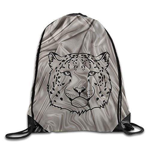 7586eba2af4e DHNKW Fierce Sport Gym Sack Drawstring Backpack Bag