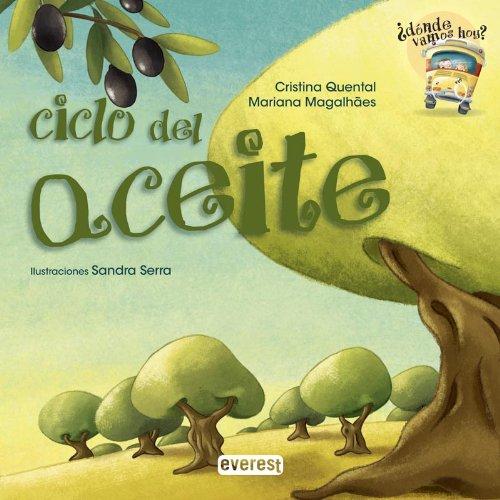 Ciclo del aceite (¿Donde vamos hoy?) por Quental  Cristina