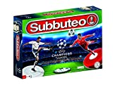 Eleven Force-81137 Juego Champion Leage Subbuteo Playset UEFA Champions League, Miscelanea (81137