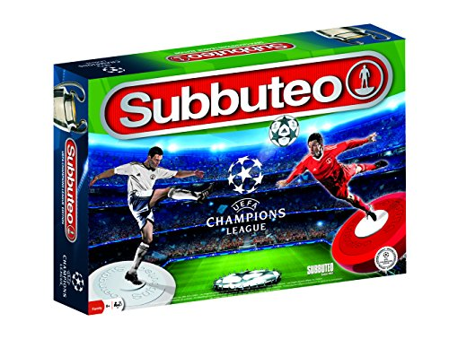 Eleven Force - Juego subbuteo champions league (81137)