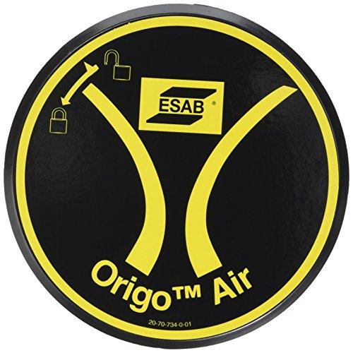 ESAB 0700002106Filter, Origo, P3Ersatz (Pack von 6)