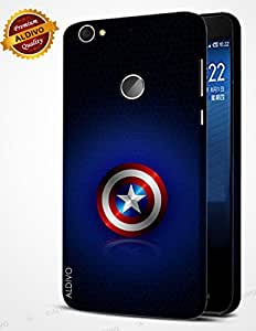 alDivo Premium Quality Printed Mobile Back Cover For LeEco Le 1s / LeEco Le 1s Back Case Cover (RKD009)