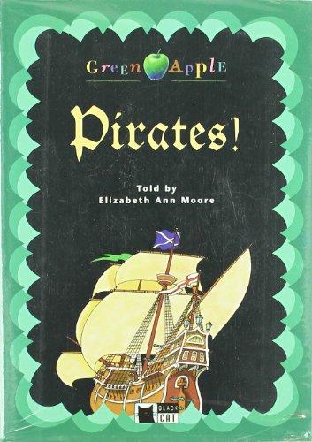 Pirates. Collection Black Cat. Auxiliar Educacion Secundaria (Black Cat. Green Apple) - 9788431645274 por Cideb Editrice S.R.L.