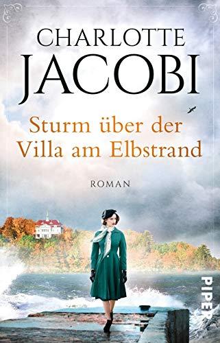 Cover des Mediums: Sturm über der Villa am Elbstrand