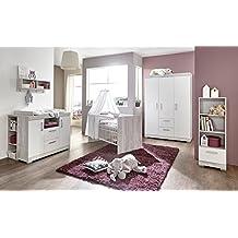 Schön Babyzimmer, Kinderzimmer, Babymöbel, Komplett Set, Babyausstattung,  Babybett, Wickelkommode,