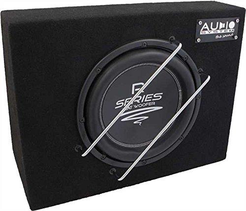 Audio System R 10 FLAT G RADION-SERIES HIGH EFFICIENT Gehäuse Subwoofer 350 Watt Subwoofer 350w