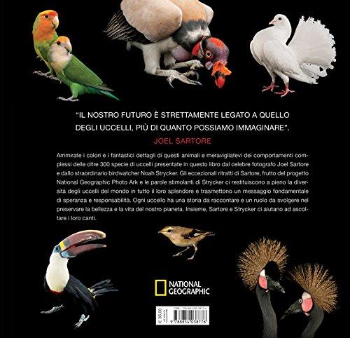 Zoom IMG-1 photo ark uccelli